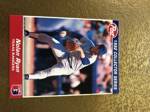 Nolan Ryan Baseball Card for Sale in Estero, FL