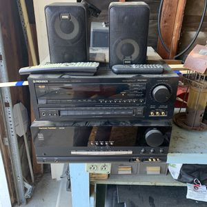 Stereo Speaker System for Sale in San Diego, CA