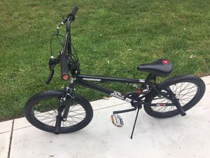 """20"""" boys BMX bike in great condition for Sale in Mooresville, NC"""