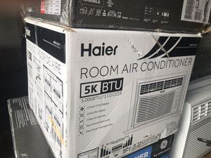 NEW IN BOX HAIER ROOM AIRCONDITIONER for Sale in Columbus, OH