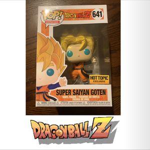 Dragon Ball Z Exclusive Funko POP! #641 for Sale in Moreno Valley, CA