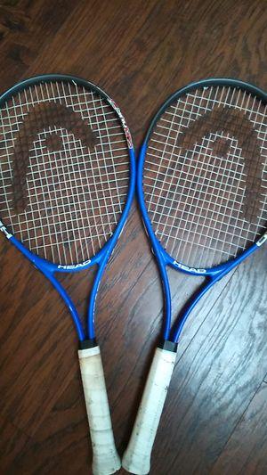 Head tennis rackets for Sale in Graham, WA