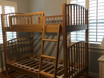 Children's Bunk Beds, Chest of Drawers and Bedside Table for Sale in Nashville,  TN