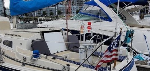1980 o'day 28 for Sale in Stamford,  CT