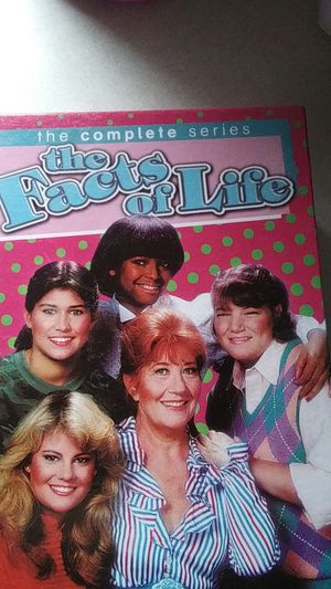 Facts of life series for Sale in Lincoln, NE