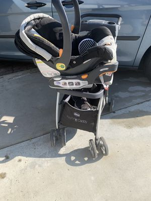 Baby stroller/ Car seat for Sale in Bakersfield, CA
