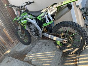 Kx 450 Kawasaki for Sale in San Ramon, CA