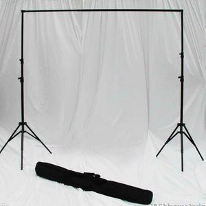 New 10x7 Feet width and height Adjustable Backdrop Frame Kit Banner Stand Includes 3 Clamps and Carrying Bag for Sale in Whittier, CA