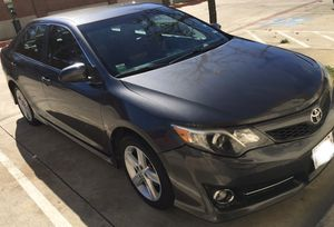 Toyota Camry SE for Sale in Richardson, TX