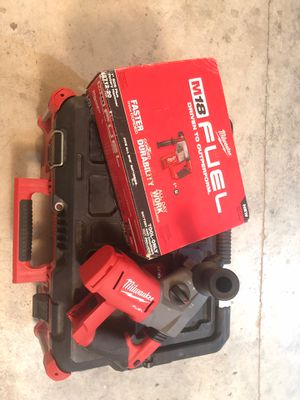 Milwaukee 1in SDS plus hammer drill. for Sale in Blue Springs, MO