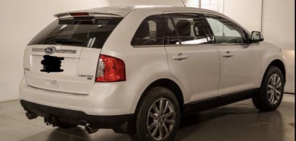 Limited Ford Edge 2011