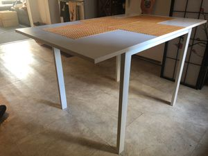 White Table 49x29x29 for Sale in Boston, MA