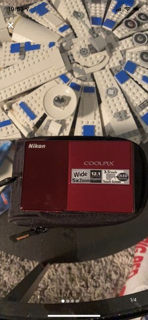 Nikon CoolPix 12.1mp Digital Camera for Sale in Chicago, IL
