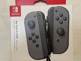 Nintendo Switch Joycons - Grey for Sale in Kissimmee,  FL