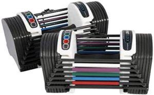 PowerBlock Sport 24 Adjustable Dumbbells (Pair of 2) for Sale in Marietta, GA