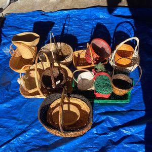 Woven Baskets - 17 for Sale in Auburn, WA