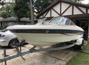 2001 bayliner 185 Capri BR w/ clear title for Sale in Humble, TX