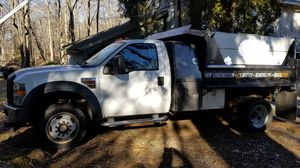 2008 Ford F550 Dump truck, 6.4 diesel for Sale in East Hampton, CT