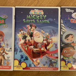 Disney 3 DVD Set for Sale in Middletown, MD