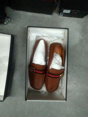 Gucci shoes size 9 for Sale in Miami, FL