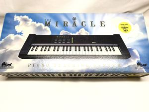 Brand New in Box SNES MIRACLE Piano Keyboard Synthesizer for Sale in Chicago, IL