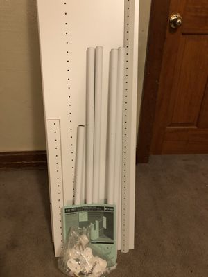 Deluxe Closet Organizer for Sale in London, OH