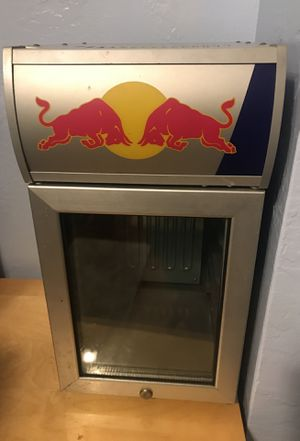 Red Bull mini fridge 😻👌🏻 for Sale in Hollywood, FL