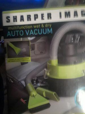 Sharper Image Wet/Dry auto vacuum for Sale in Bossier City, LA
