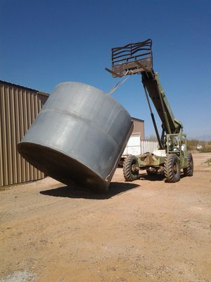 Water storage tank. Asking $2,500 for Sale in Scottsdale, AZ