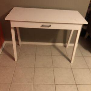 "Vanity/Desk W:42"" D:20"" H:30"" for Sale in Albuquerque, NM"
