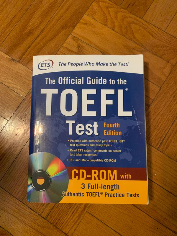TOEFL ETS Official Guide