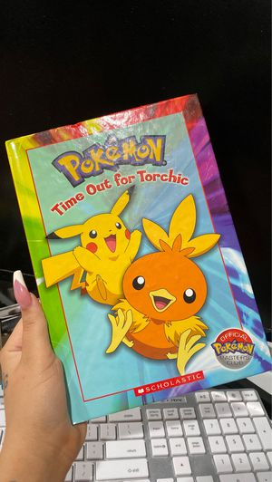pokemon time out for torchic for Sale in Miami, FL