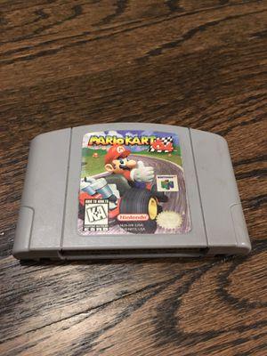 N64 Mario Kart 64 Game for Sale in Los Angeles, CA