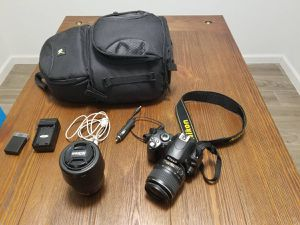 Nikon D40 DSLR Camera for Sale in Houston, TX