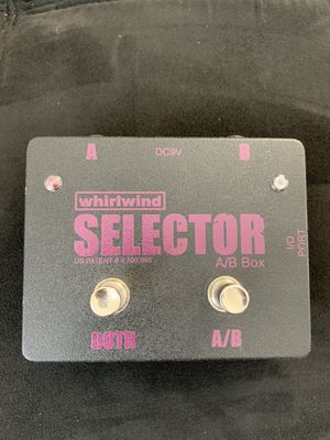Whirlwind Selector Active A/B Switch Box for Sale in Los Angeles, CA