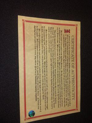 Moneda antigua del año 1783 de la época del rey nado de España de 8 reales el cazador. for Sale in Manassas, VA