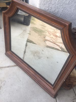 Nice Big Mirror for Sale in Fresno, CA