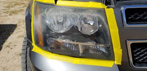 We sell auto parts and headlights restoration polishing mobile fenders hoods for Sale in Riverside, CA