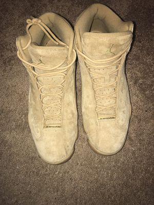 Jordan Retro 13s (Wheat) Size 11.5 for Sale in Leland Grove, IL