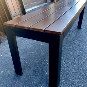 Indoor outdoor patio bench L50xW14xH27 inch for Sale in Chandler, AZ