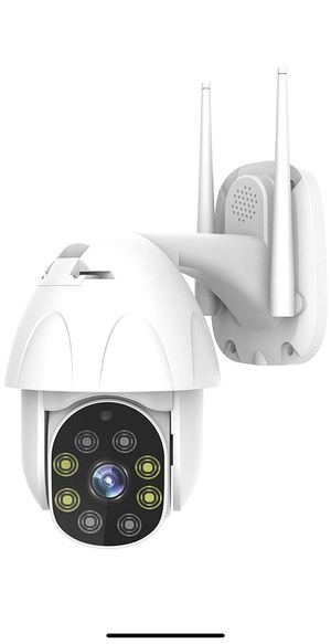 Outdoor security camera works w/ Alexa for Sale in Roselle, IL
