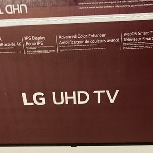 LG Tv - For Part Or Repair for Sale in Newton, MA
