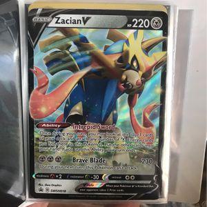 Zacian V Promo Card for Sale in Prineville, OR