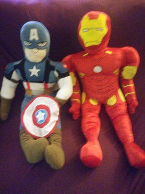 Large Superhero Stuffy for Sale in Everett, WA