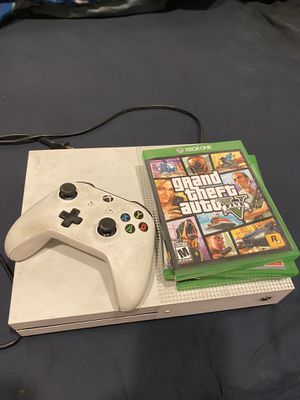 Xbox one s 1 Terabyte for Sale in Corona, CA