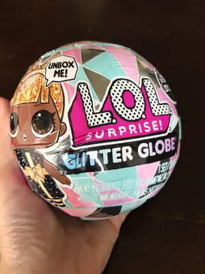 Lol surprise Glitter Globe Winter Disco for Sale in Clackamas, OR
