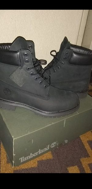 NEW Black Mens TIMBERLANDS Sz 9.5 for Sale in Shoreline, WA