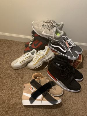 Brand new Nike,vans,and Jordan for men's/women's for Sale in PA, US