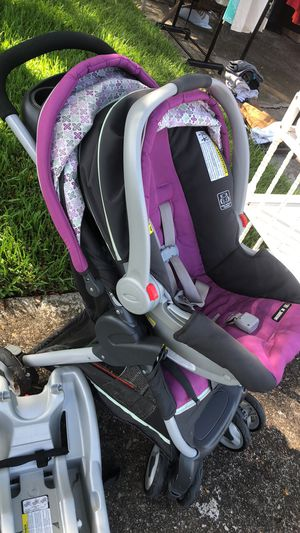 Stroller and car seat Graco for Sale in Houston, TX