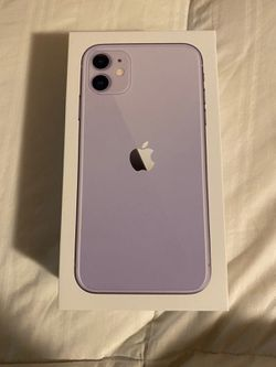 iPhone 11 purple edition for Sale in Index,  WA